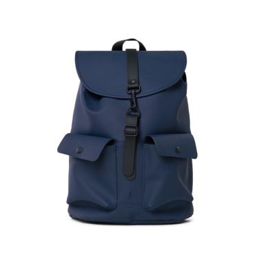 rains camp backpack blue