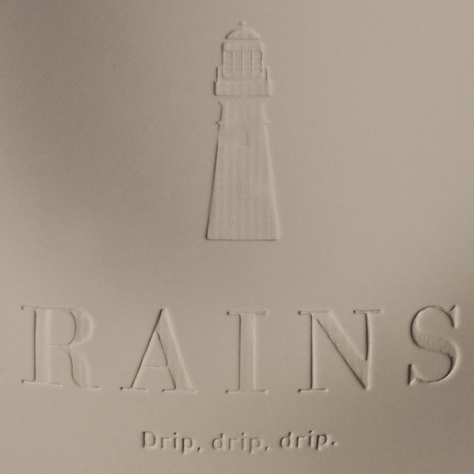 rains msn bag taupe