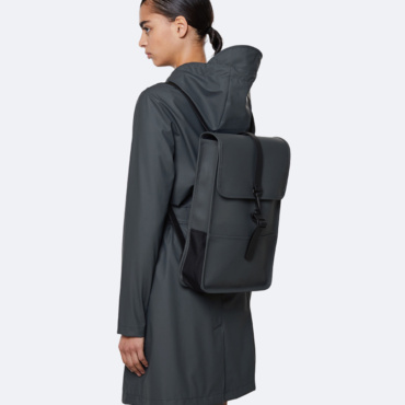rains backpack mini slate